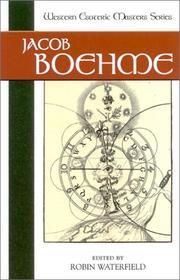 Cover of: Jacob Boehme: essential readings
