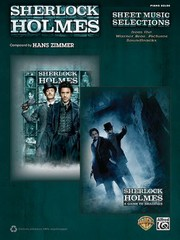 Cover of: Sherlock Holmes  Sheet Music Selections from the Warner Bros Pictures Soundtracks