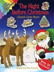 Cover of: The Night Before Christmas With 25 Stickers