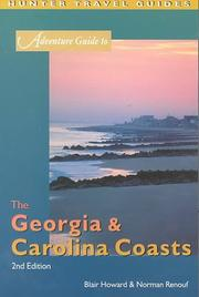 Cover of: Adventure guide to the Georgia & Carolina Coasts |