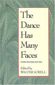Cover of: The Dance has many faces |