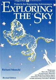 Cover of: Exploring the sky | Richard Moeschl