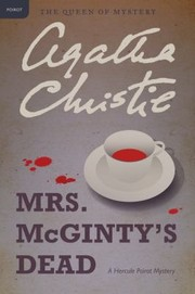 Cover of: Mrs Mcgintys Dead A Hercule Poirot Mystery