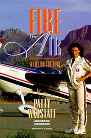 Cover of: Fire and air | Patty Wagstaff