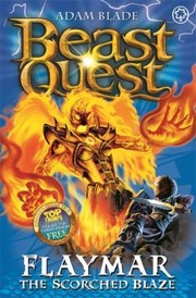 Cover of: Flaymar the Scorched Blaze