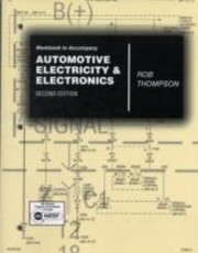 Cover of: Workbook for Santinis Automotive Electricity  Electronics