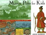 Cover of: Marco Polo for Kids
