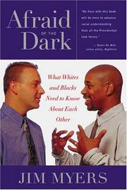Cover of: Afraid of the Dark