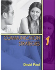 Cover of: Communication Strategies Volume 1