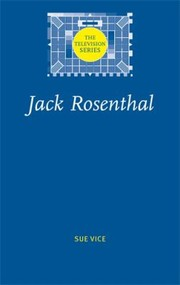 Cover of: Jack Rosenthal