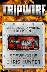 Cover of: Tripwire by Steve Cole and Chris Hunter