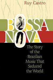 Cover of: Bossa Nova