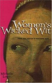 Cover of: Women's Wicked Wit