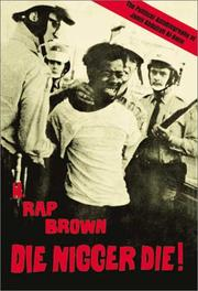 Cover of: Die, nigger, die!