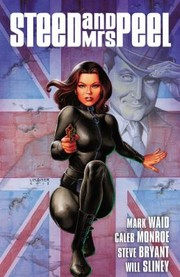 Cover of: Steed and Mrs Peel Vol 1