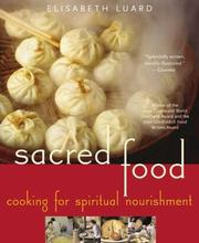 Cover of: Sacred Food
