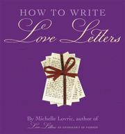 Cover of: How to Write Love Letters