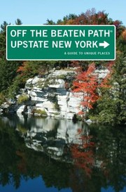Cover of: Upstate New York Off the Beaten Path