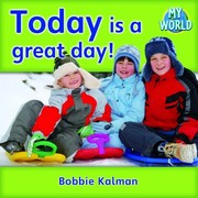 Cover of: Today Is a Great Day