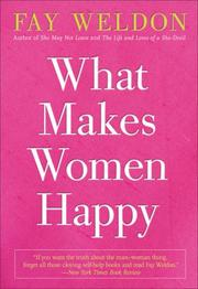 Cover of: What makes women happy
