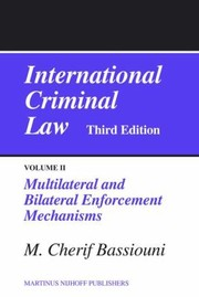 Cover of: International Criminal Law Volume II