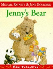 Cover of: Jennys Bear Mini Treasure