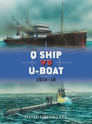 Cover of: Q Ship Vs Uboat 191418
