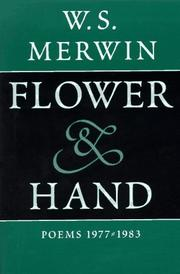 Cover of: Flower & hand