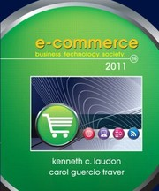 Cover of: Ecommerce 2011 |