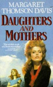 Cover of: Daughters and Mothers |