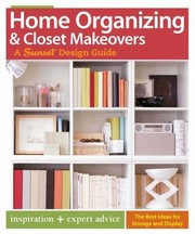 Cover of: Home Organizing  Closet Makeovers