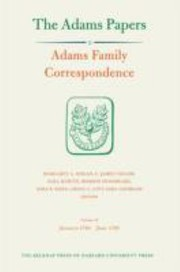 Cover of: Adams Family Correspondence January 1794 June 1795