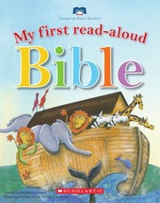 Cover of: My First ReadAloud Bible
