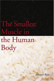 Cover of: The smallest muscle in the human body | Alberto RiМЃos