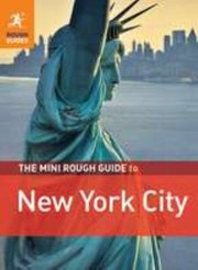 Cover of: The Mini Rough Guide To New York City