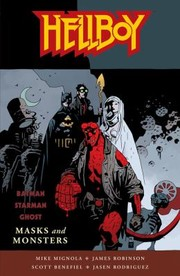 Cover of: Hellboy Masks And Monsters