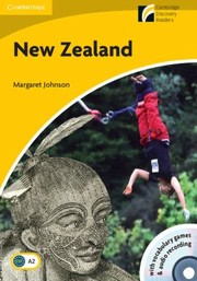 Cover of: New Zealand Level 2 ElementaryLowerIntermediate Book and Audio CD Pack With CDROM
