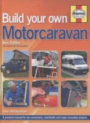 Cover of: Build Your Own Motorcaravan