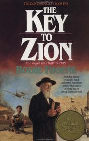 Cover of: The Key to Zion