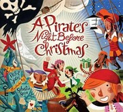 Cover of: A Pirates Night Before Christmas by Philip Yates