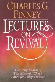 Cover of: Lectures on revival