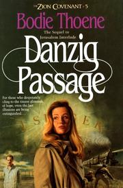 Cover of: Danzig passage