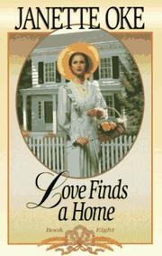 Cover of: Love Finds A Home