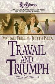 Cover of: Travail and triumph