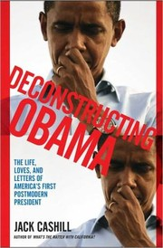 Cover of: Deconstructing Obama |