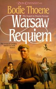 Cover of: Warsaw requiem