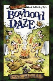 Cover of: Boyhood daze