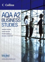 Cover of: Collins Bized A2 Business Studies
