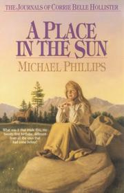 Cover of: A place in the sun