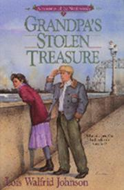 Cover of: Grandpa's stolen treasure